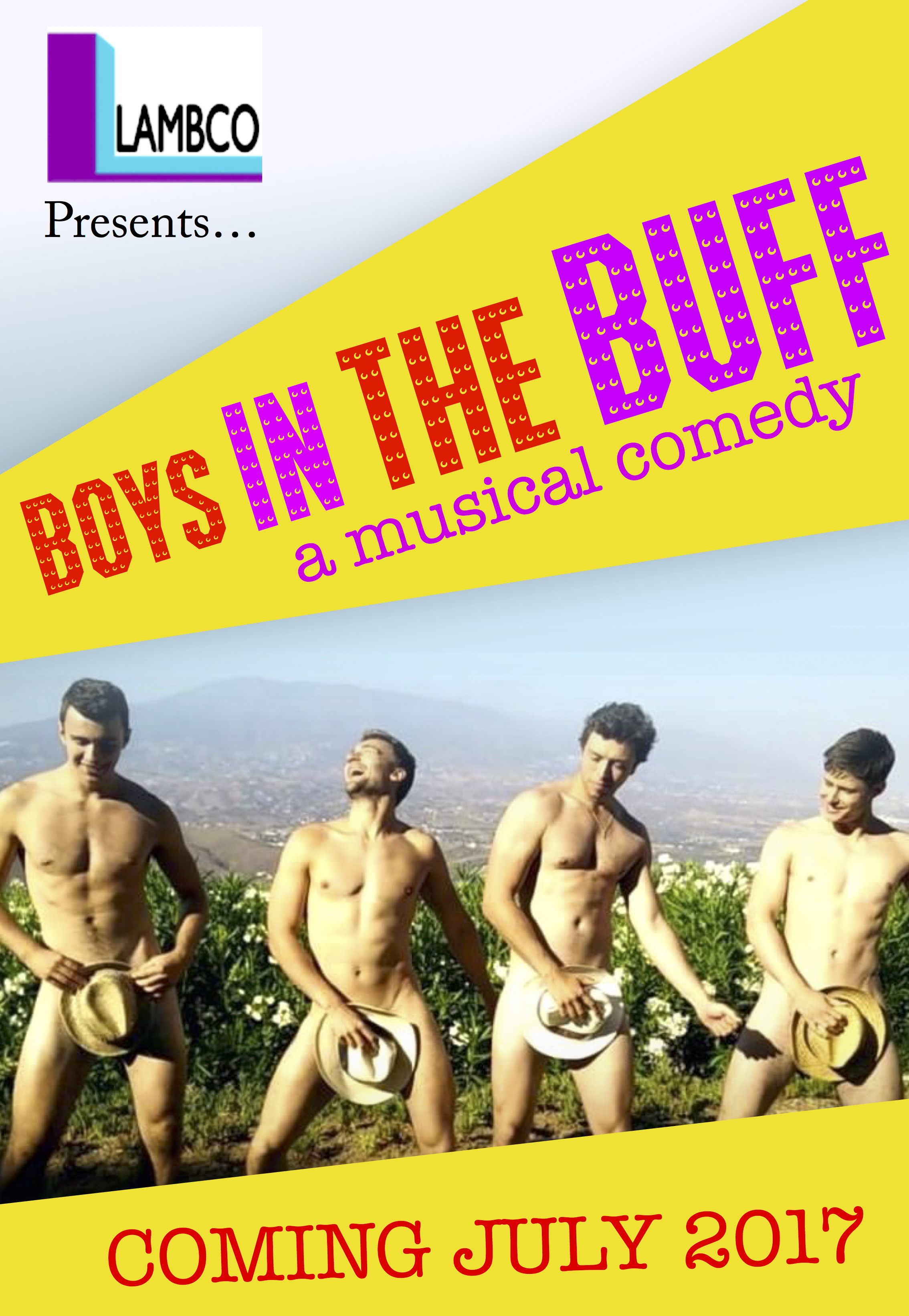 Boys in the Buff